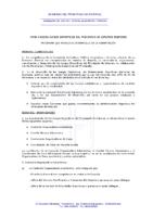 Bases Generales Juegos Deportivos del Principado 2019/2020