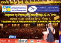 cartel Gala 2015-