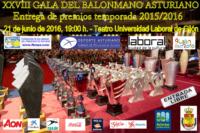 cartel Gala 2016