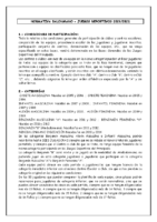 Normativa Balonmano JDP 20-21