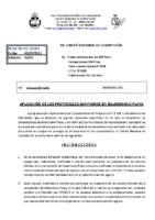 Protocolos Sanitarios en Balonmano Playa